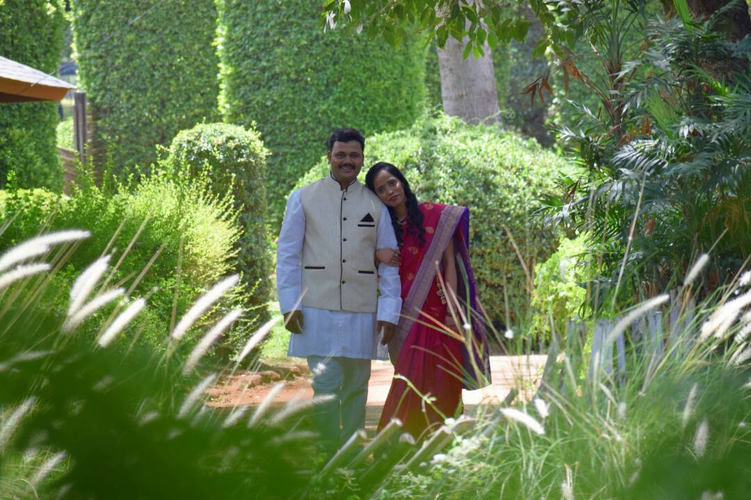 A silent conversation by Shubham Yelgunde Photography Wedding-photography   Weddings Photos & Ideas