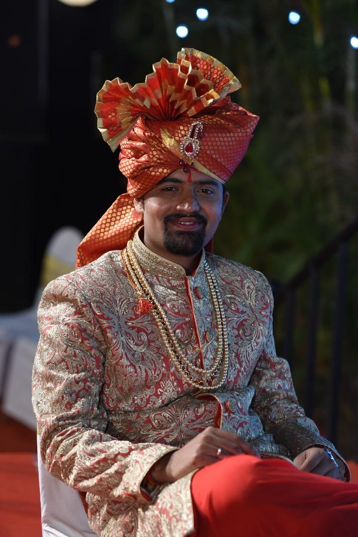 Groom's Gaze by Manish Dagade Photography Wedding-photography | Weddings Photos & Ideas
