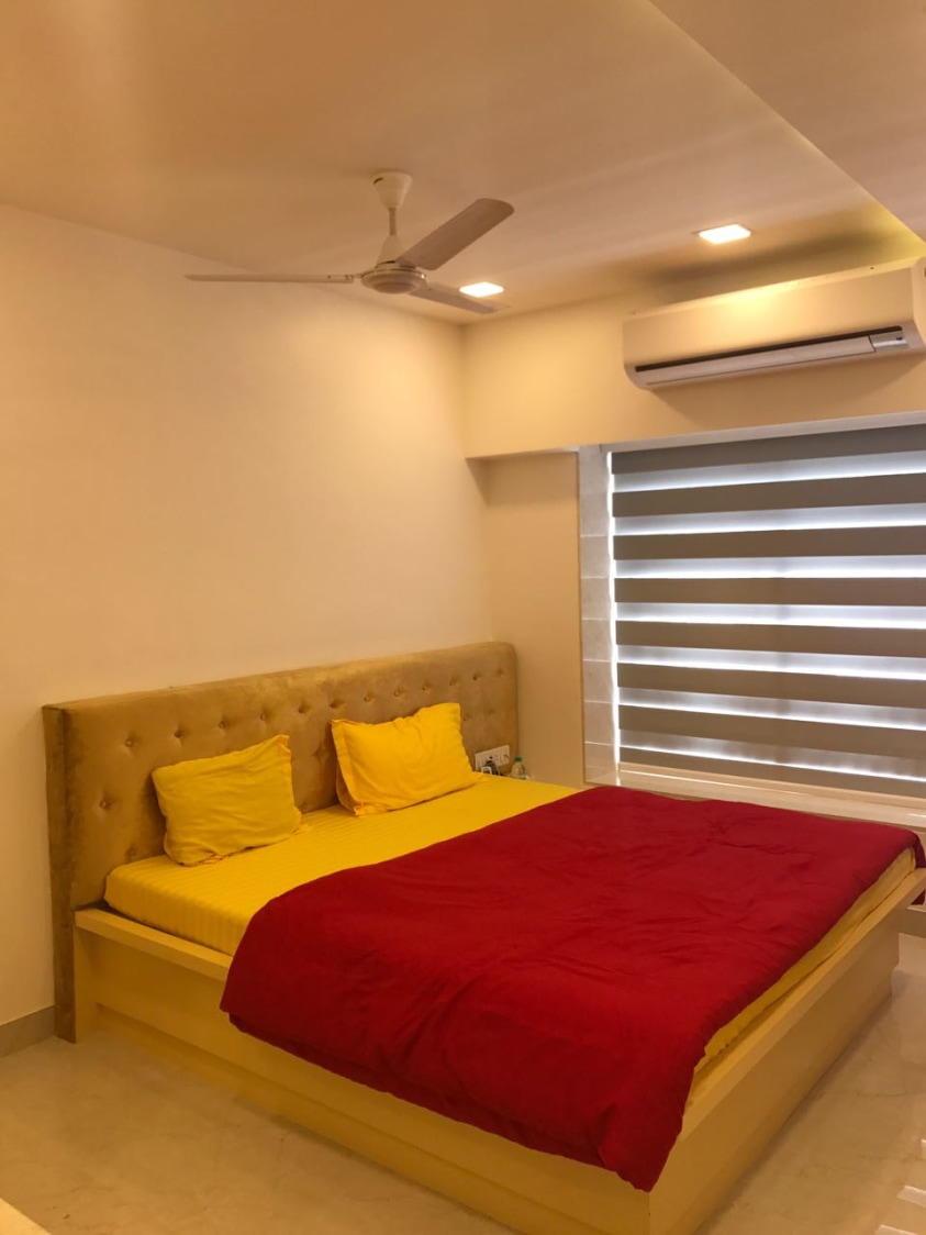 The Red Match by Ankita Nikam Modern | Interior Design Photos & Ideas