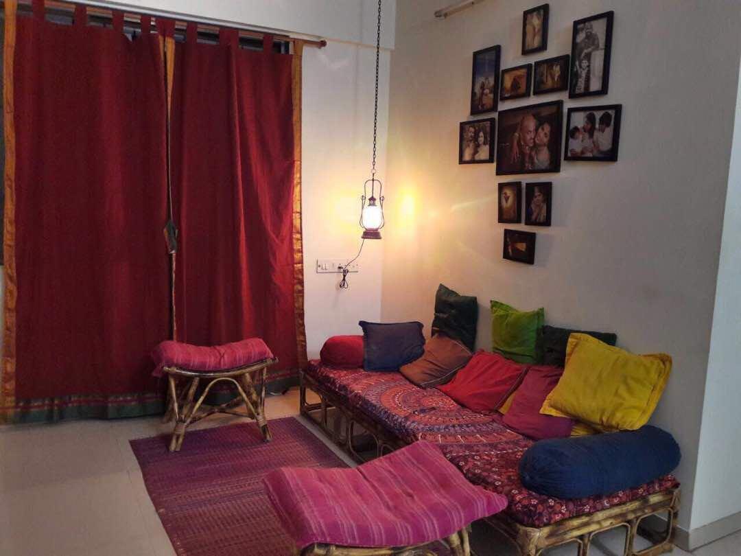 Pink Love by Ankita Nikam Contemporary | Interior Design Photos & Ideas