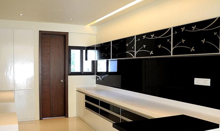 Modern Cabinets by Deepti Srivastava Indoor-spaces Modern | Interior Design Photos & Ideas