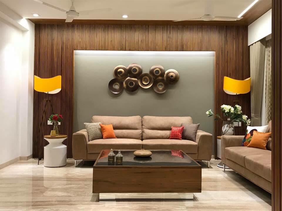 The Gold Rush by Pooja Sanghavi Contemporary | Interior Design Photos & Ideas