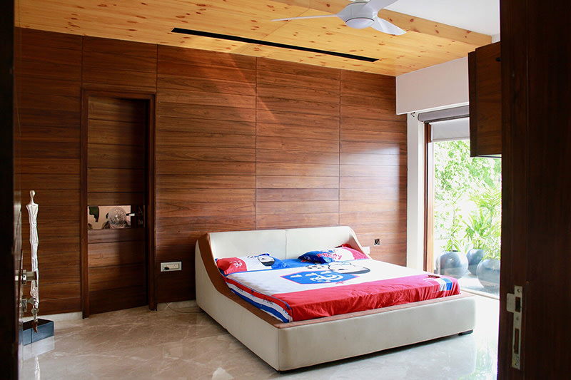 Admirable Bedroom by Anil Verma