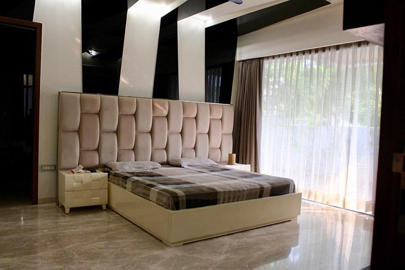 Prepossessing Bedroom by Anil Verma Contemporary | Interior Design Photos & Ideas
