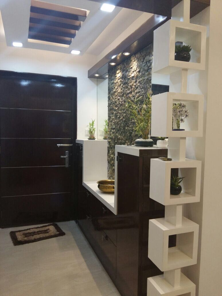 Stylish Home Entrance by Bashier Ahmed