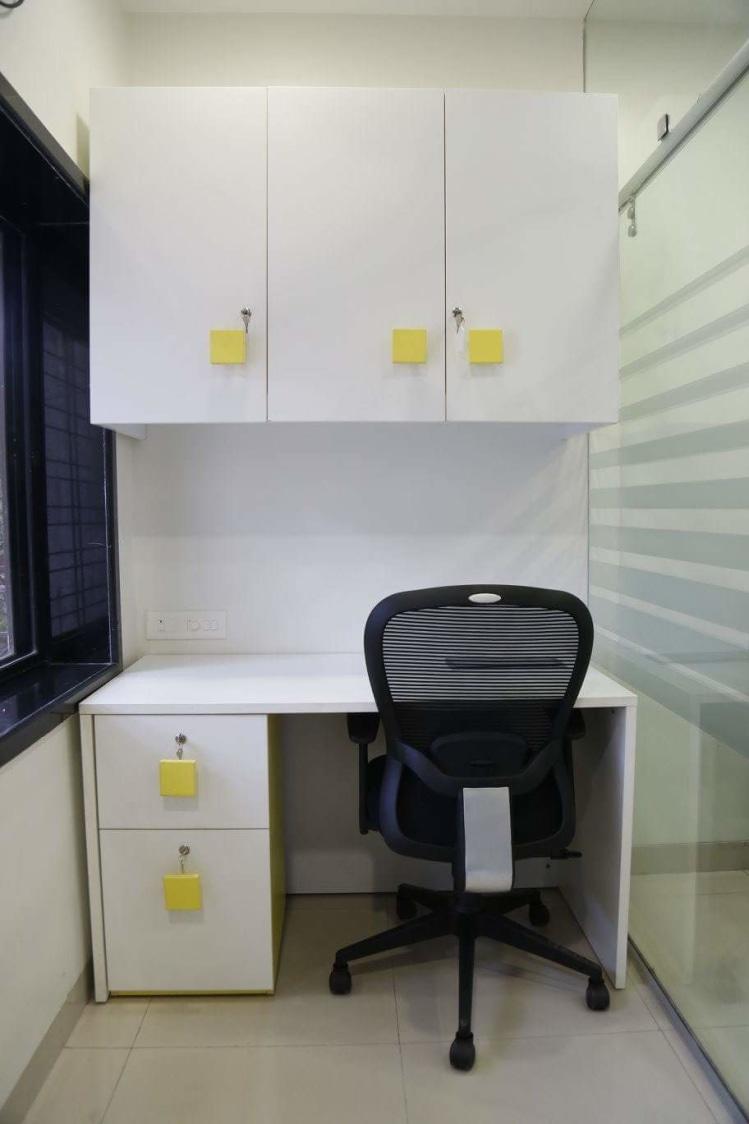 Office Desk by Neeraja Kanitkar