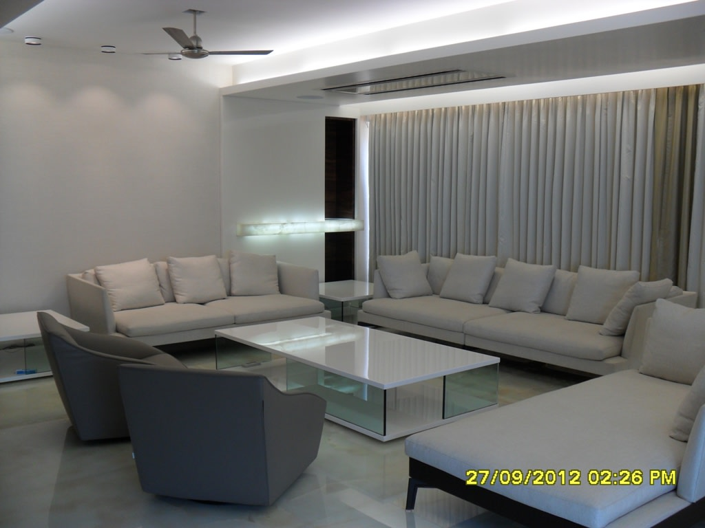 Classical Living Area by Sadashiv Sataji Modern | Interior Design Photos & Ideas