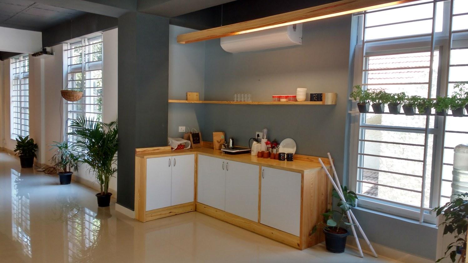 simply wow open kitchen by Anirban Das Modern | Interior Design Photos & Ideas