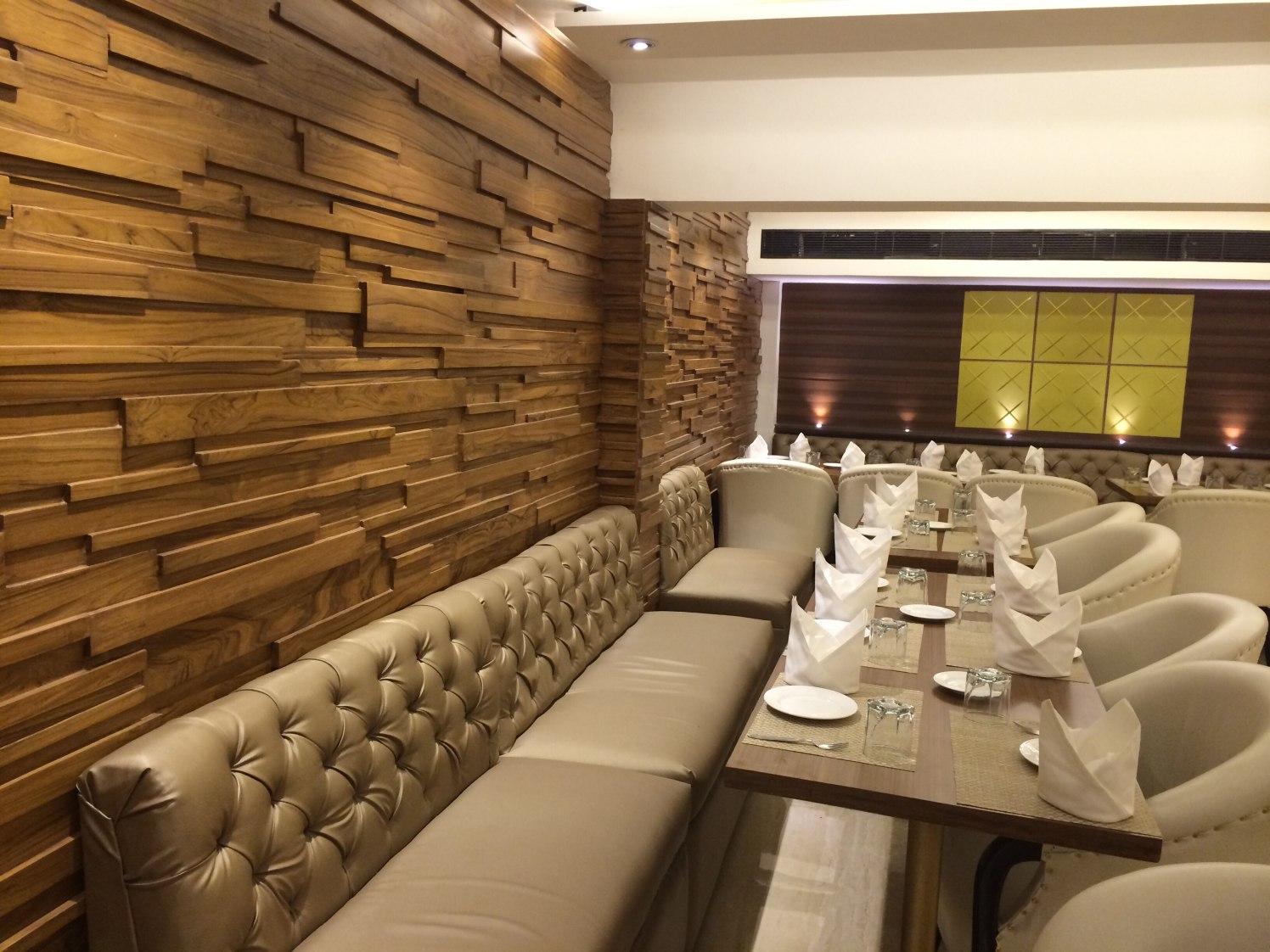 Classy ambience by Devesh Gajwani Modern | Interior Design Photos & Ideas