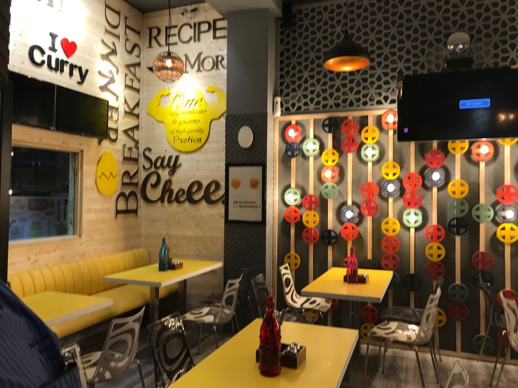 Playful Restaurant by Yachna Khanna