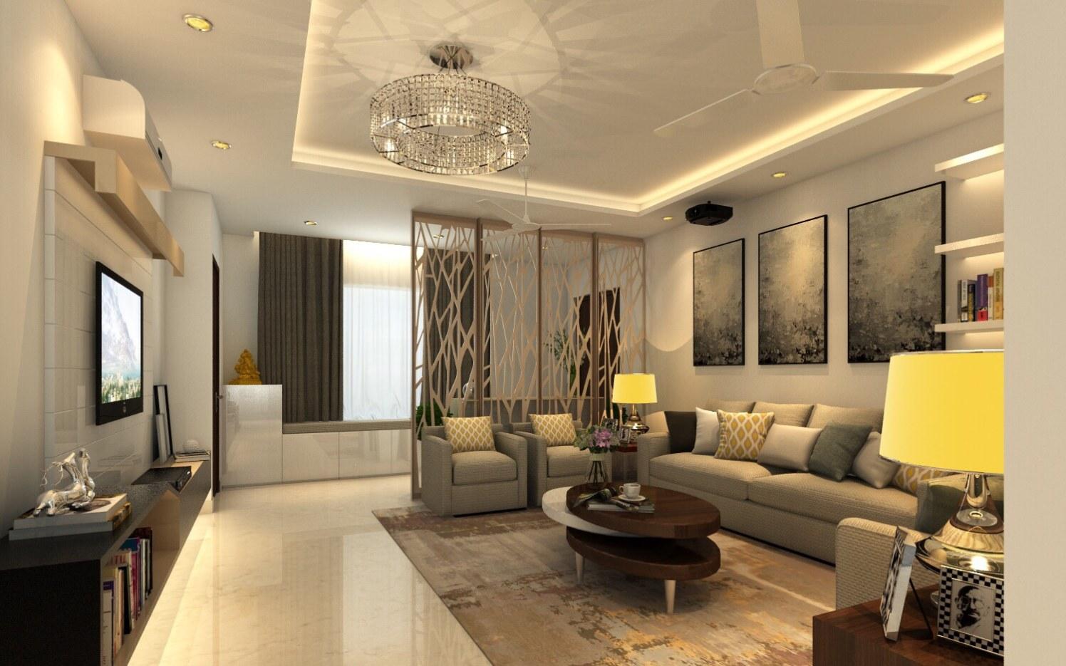 Luxurious lavatory by Dineshkumar Sekar Contemporary | Interior Design Photos & Ideas