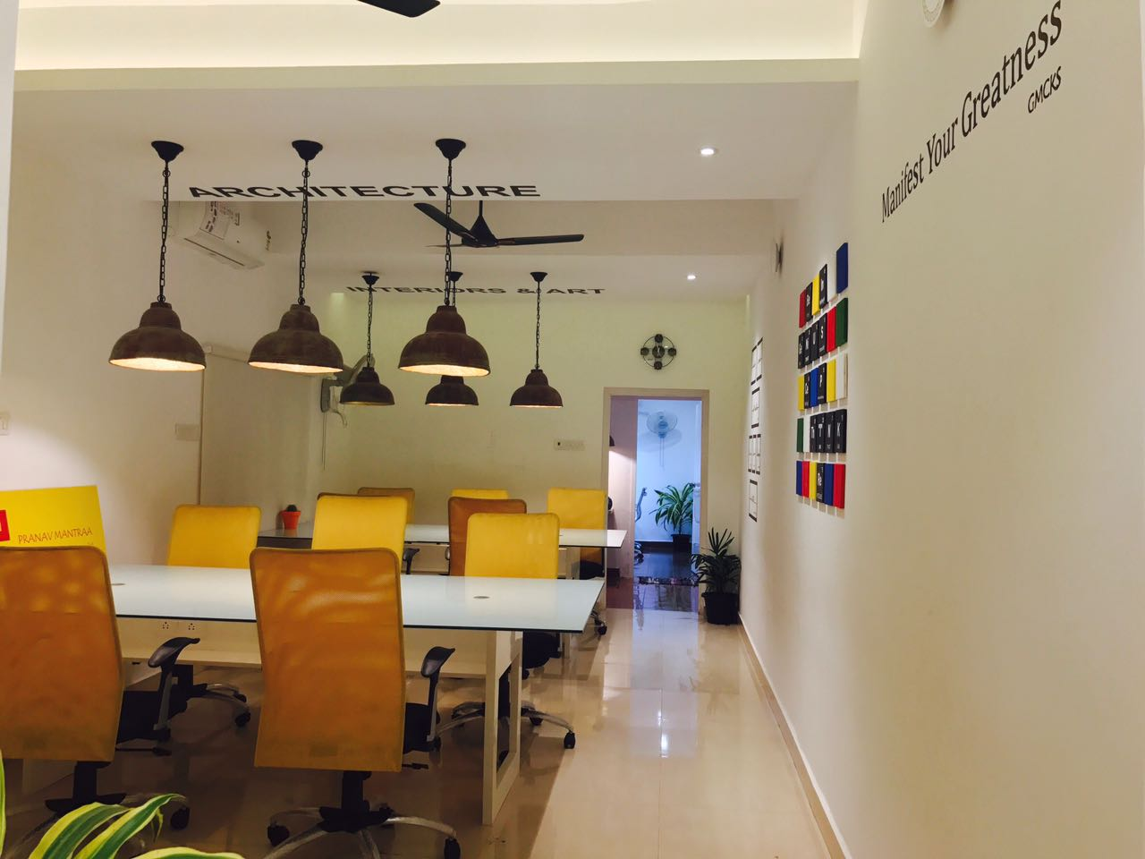 The Color Master by Dineshkumar Sekar Modern | Interior Design Photos & Ideas