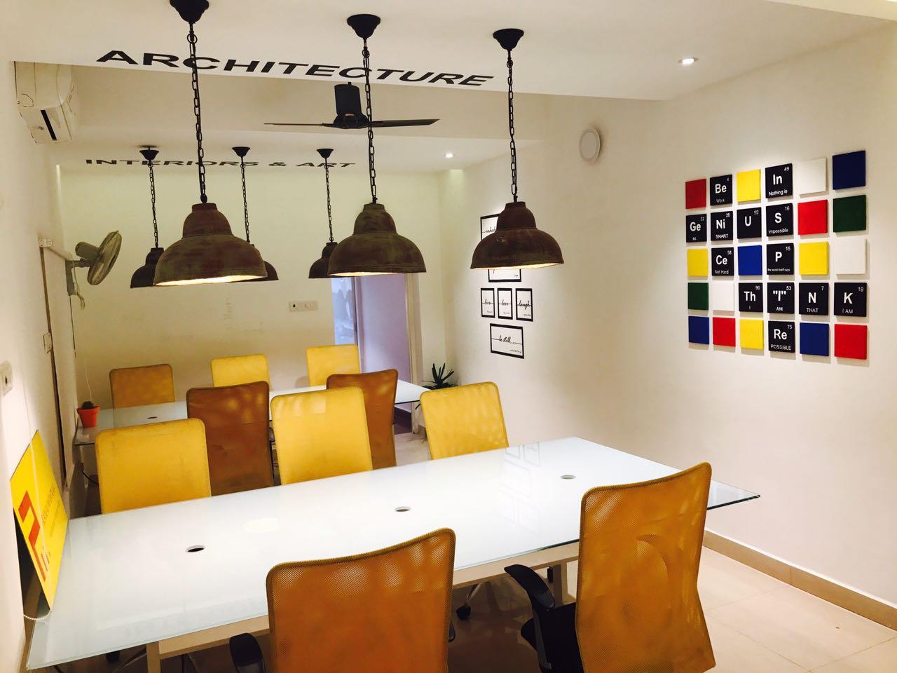 The Color Theory by Dineshkumar Sekar Modern | Interior Design Photos & Ideas