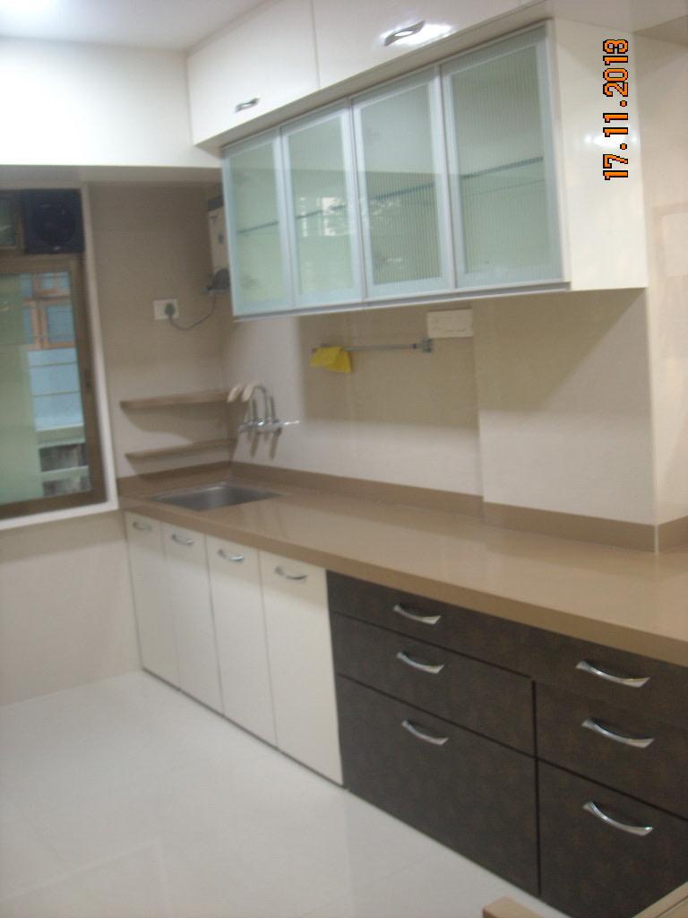 Kitchen Cabi by Aparna Mayekar Varadkar Modern | Interior Design Photos & Ideas