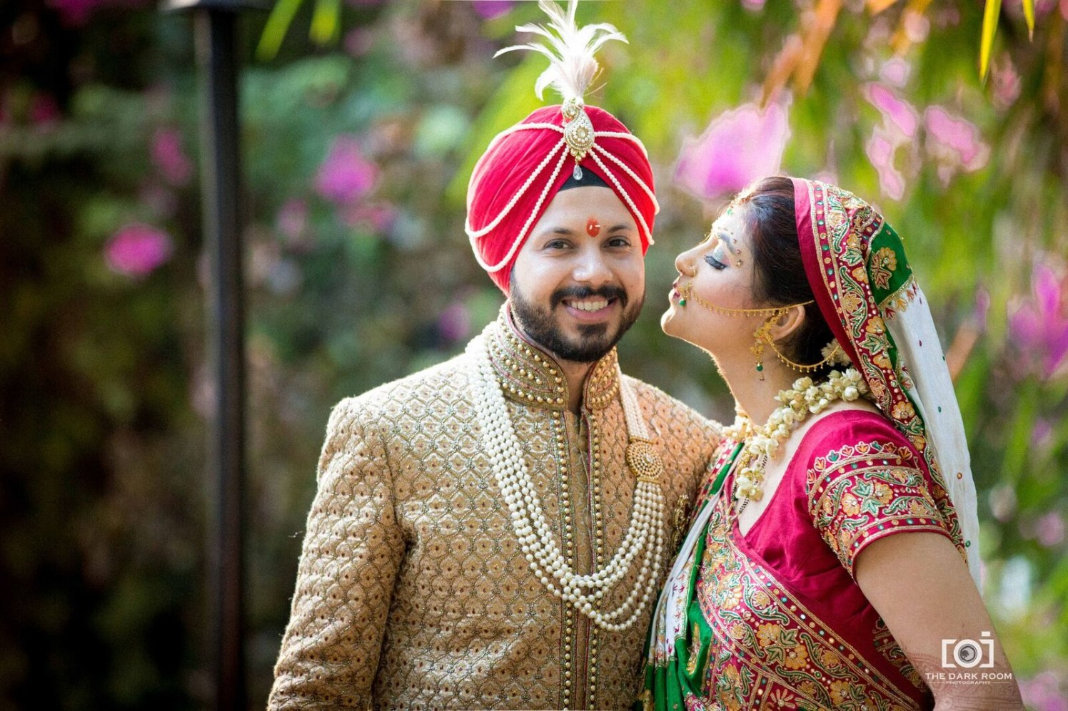 Pretty couple by The Dark Room Photography Wedding-photography | Weddings Photos & Ideas