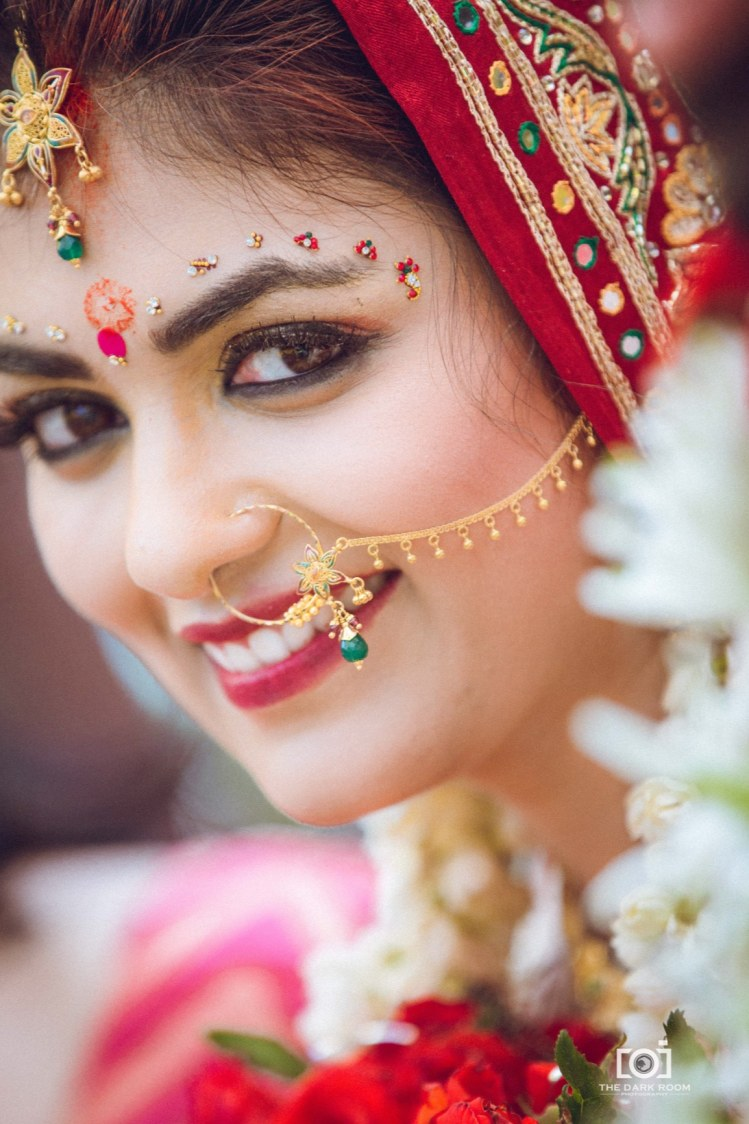 Emerald nosering by The Dark Room Photography Wedding-photography | Weddings Photos & Ideas