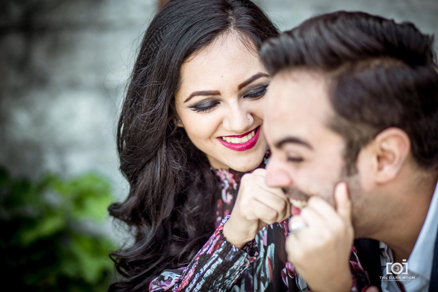 Peppy couple by The Dark Room Photography Wedding-photography | Weddings Photos & Ideas
