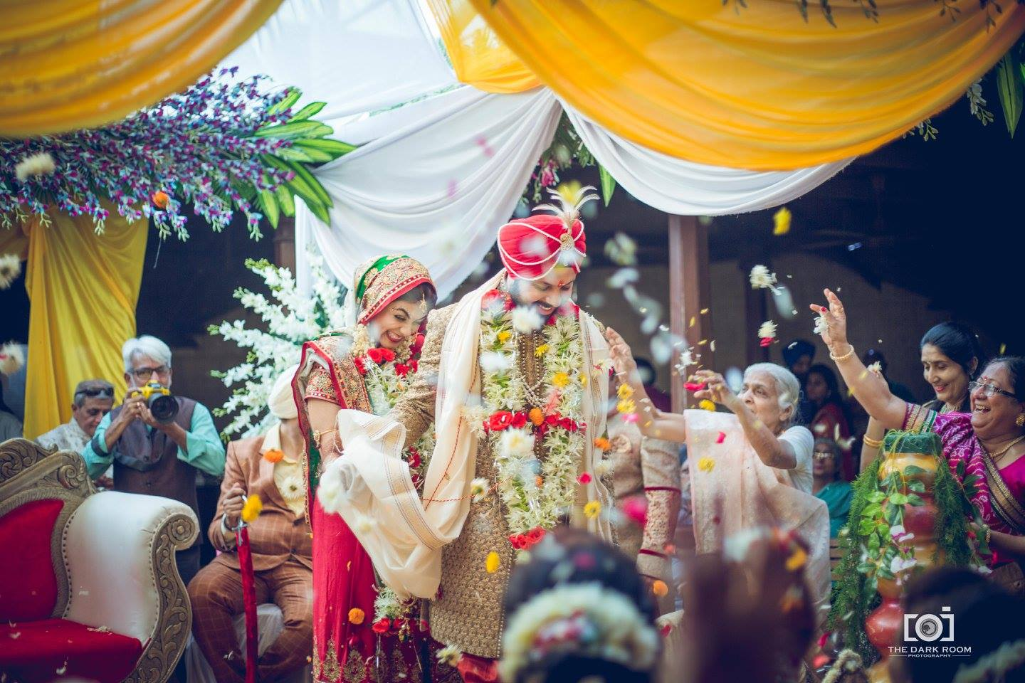 Extremely cheerful by The Dark Room Photography Wedding-photography | Weddings Photos & Ideas