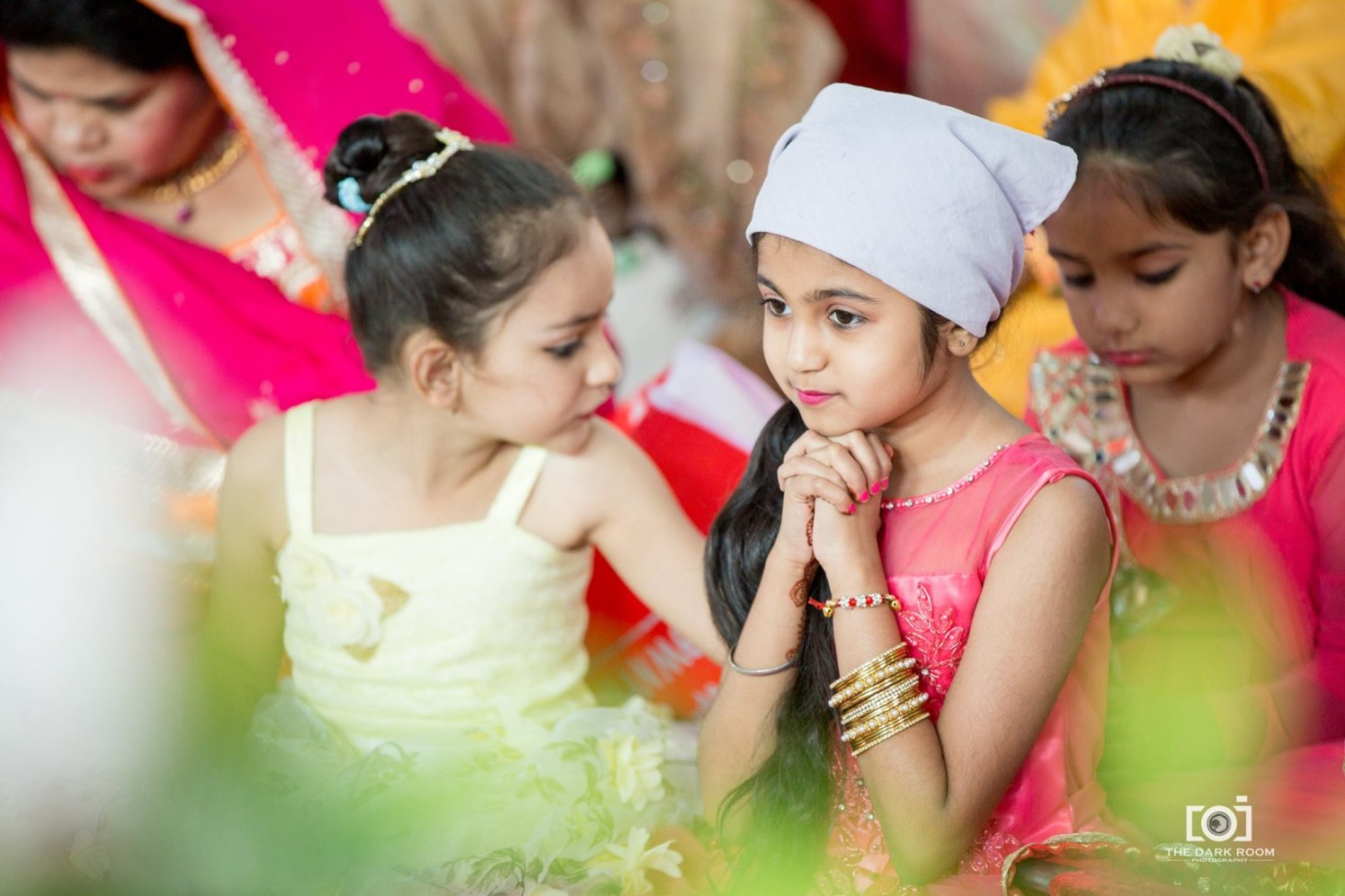 Cutest guest by The Dark Room Photography Wedding-photography | Weddings Photos & Ideas