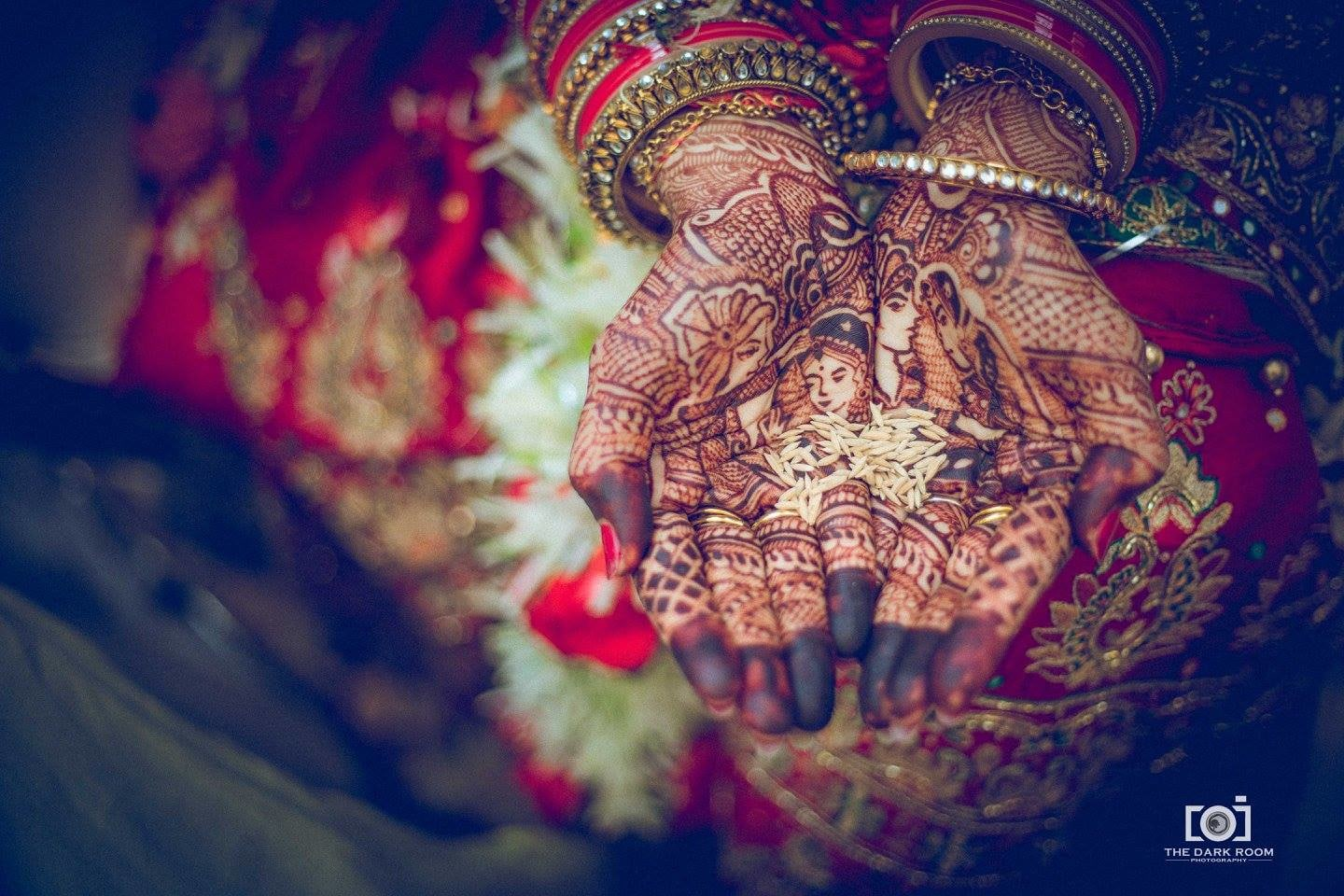 Grains of rice by The Dark Room Photography Wedding-photography | Weddings Photos & Ideas
