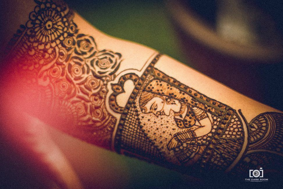 Artistic henna by The Dark Room Photography Wedding-photography | Weddings Photos & Ideas