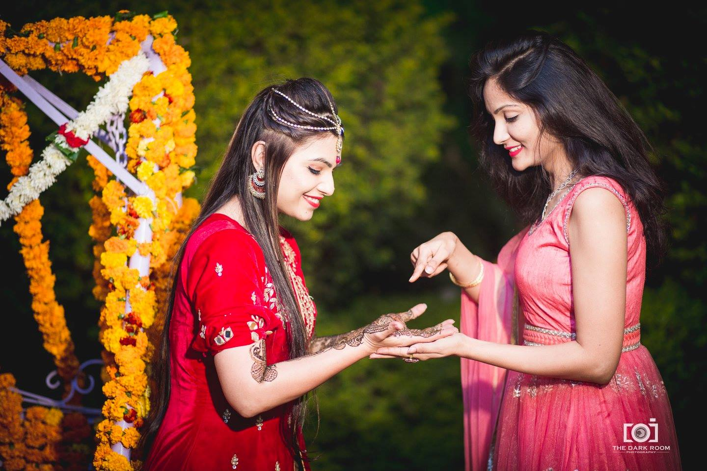 The intricate design by The Dark Room Photography Wedding-photography | Weddings Photos & Ideas