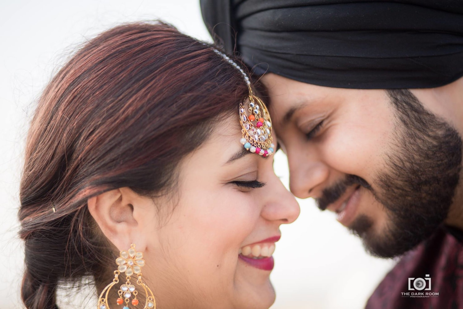 Colourful head adjunct by The Dark Room Photography Wedding-photography | Weddings Photos & Ideas