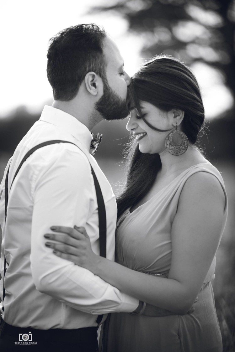 Peck of reverence by The Dark Room Photography Wedding-photography | Weddings Photos & Ideas