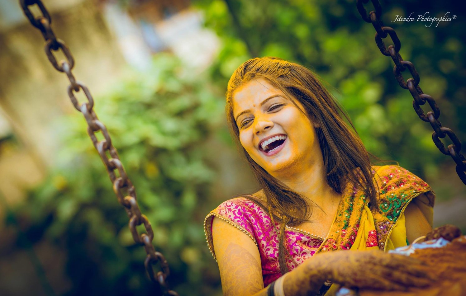 Charming smile by The Dark Room Photography Wedding-photography   Weddings Photos & Ideas