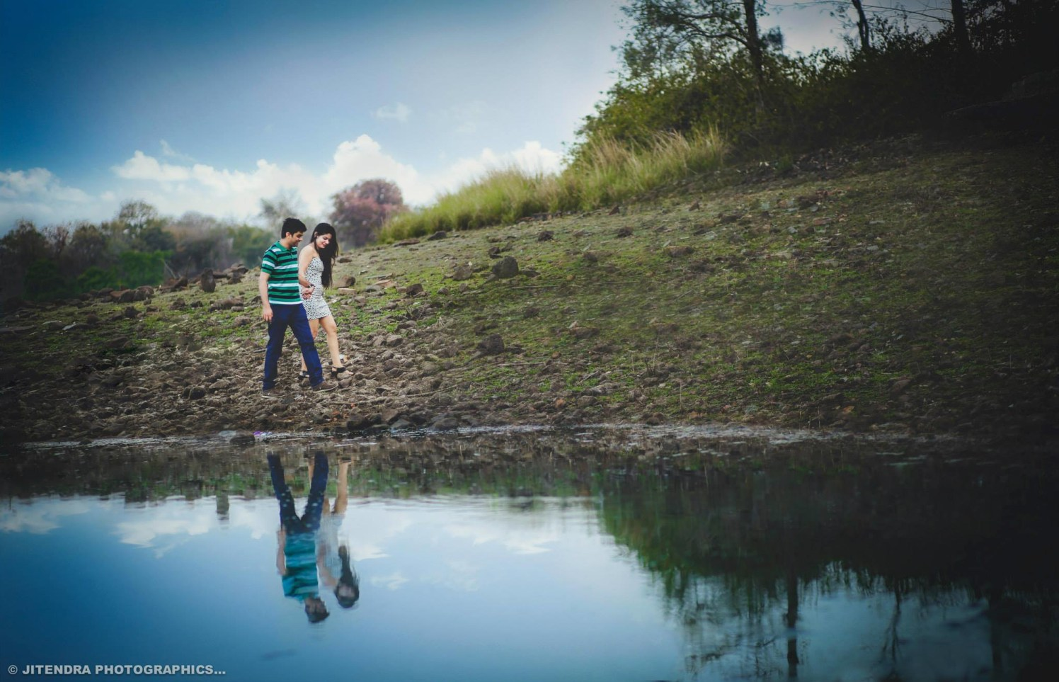 The serene lake by The Dark Room Photography Wedding-photography | Weddings Photos & Ideas