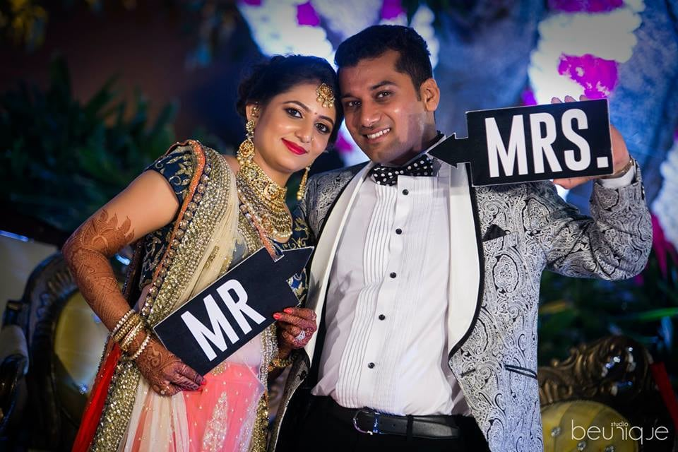 Stunning Couple by Dushyant Gadara Wedding-photography | Weddings Photos & Ideas
