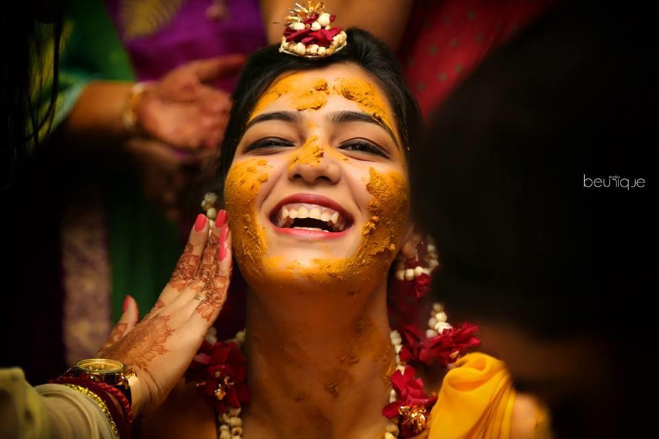 Haldi Mixed With Love by Dushyant Gadara Wedding-photography | Weddings Photos & Ideas