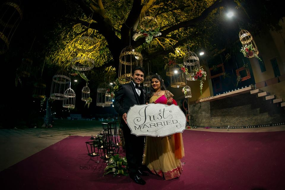 Just Married by Dushyant Gadara Wedding-photography | Weddings Photos & Ideas