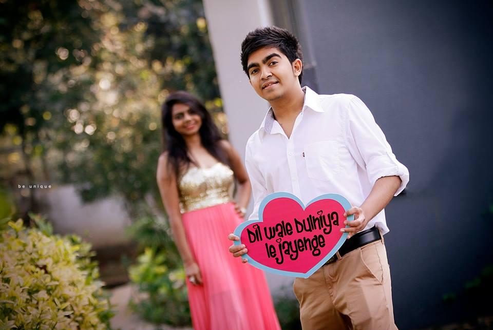 Pre-Wedding Shoot by Dushyant Gadara Wedding-photography | Weddings Photos & Ideas