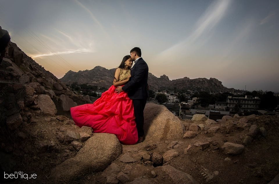 Outdoor Pre-wedding Shoot by Dushyant Gadara Wedding-photography | Weddings Photos & Ideas