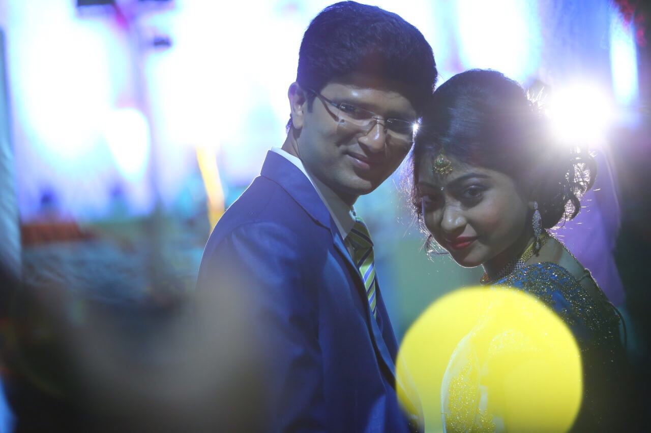 Bride and Groom Reception Shoot by Archana Photography Wedding-photography   Weddings Photos & Ideas