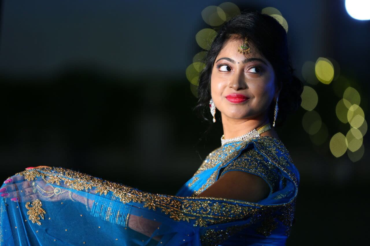 Bride Reception Pose by Archana Photography Wedding-photography | Weddings Photos & Ideas