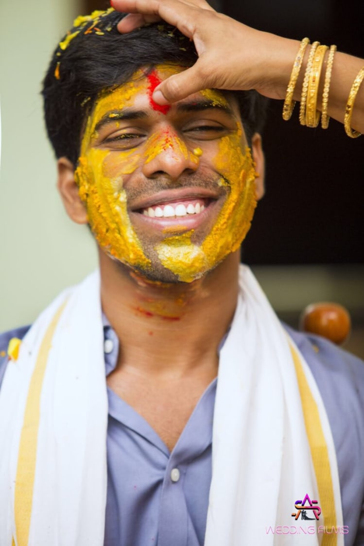 Haldi Ceremony by Archana Photography Wedding-photography | Weddings Photos & Ideas