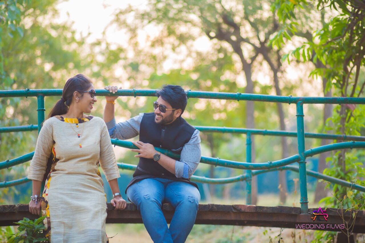 Fun Pre Wedding Shoot by Archana Photography Wedding-photography | Weddings Photos & Ideas