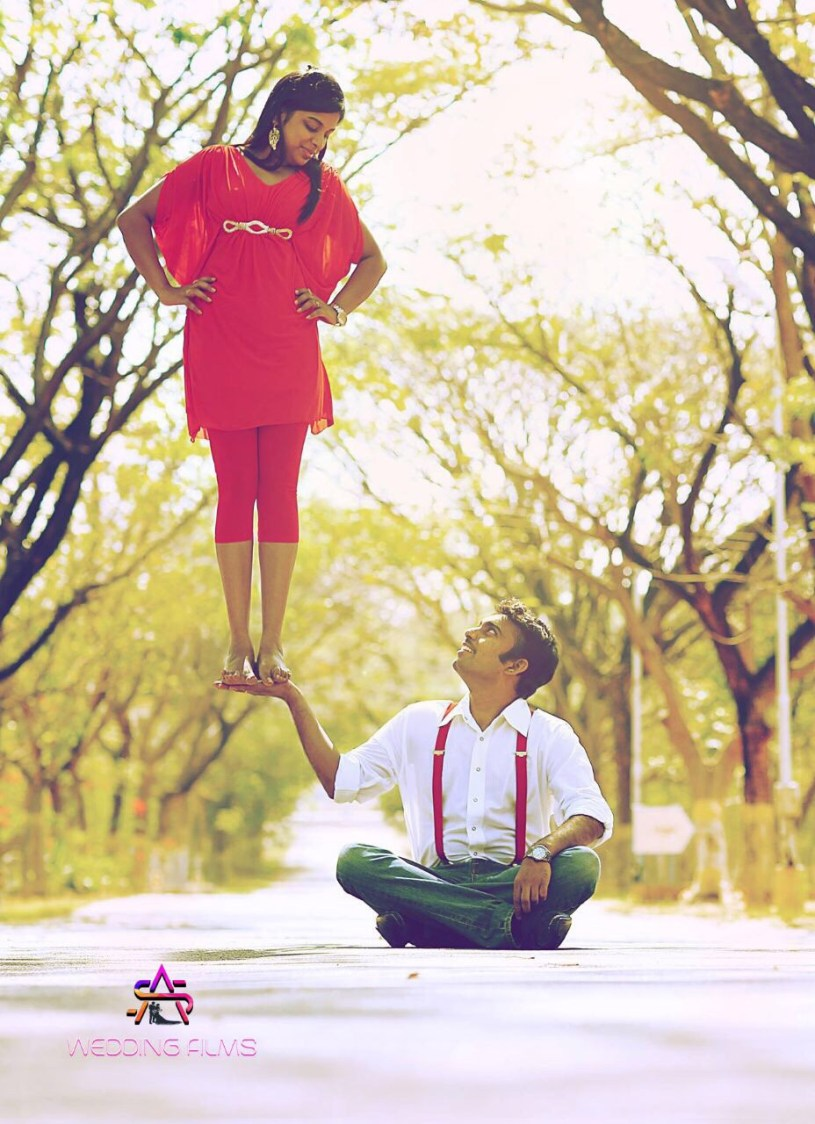 Quirky Pre-Wedding Shoot Ideas by Archana Photography Wedding-photography | Weddings Photos & Ideas