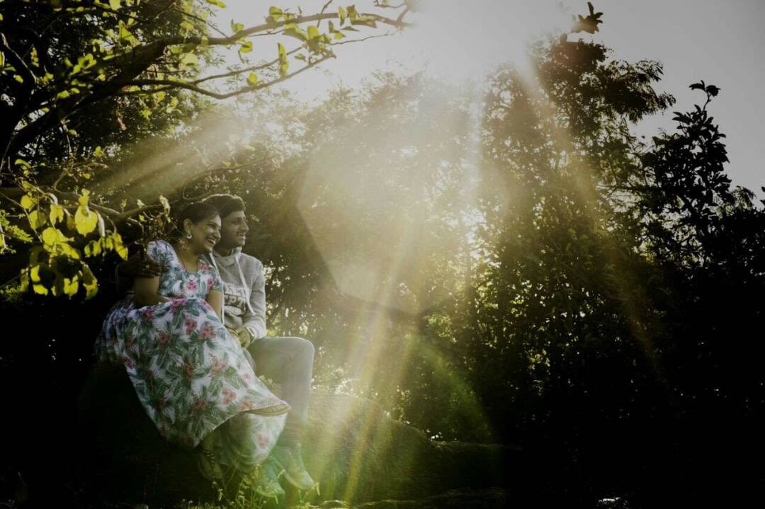 Forest Theme Pre-Wedding Shoot by Archana Photography Wedding-photography | Weddings Photos & Ideas
