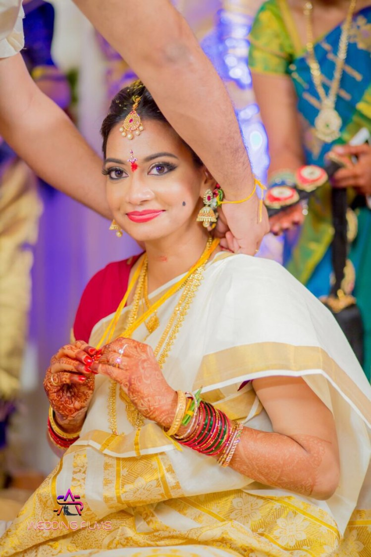 Bridal During Her Wedding by Archana Photography Wedding-photography Bridal-makeup | Weddings Photos & Ideas