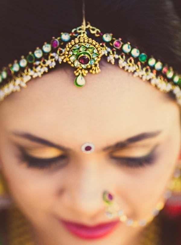 Bride Mang Teeka by WildCard Entertainment Wedding-photography | Weddings Photos & Ideas