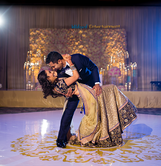 Romantic Bride and Groom Pose by WildCard Entertainment Wedding-photography | Weddings Photos & Ideas
