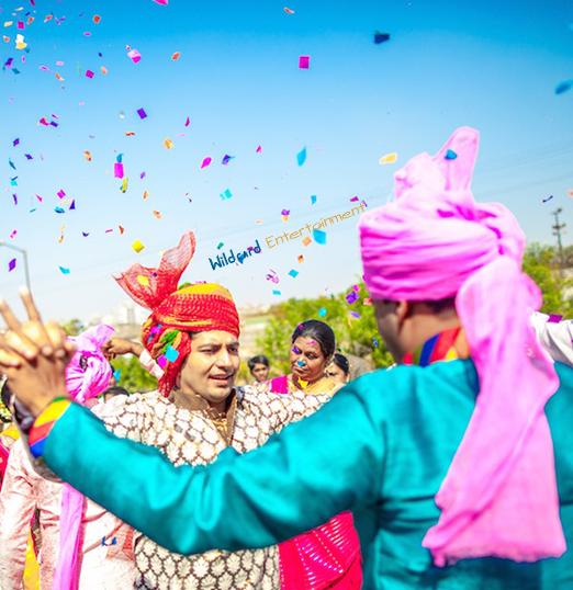 Baarati Dance by WildCard Entertainment Wedding-photography | Weddings Photos & Ideas
