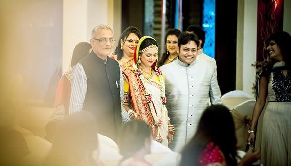 Bride Entry Shot by WildCard Entertainment Wedding-photography | Weddings Photos & Ideas