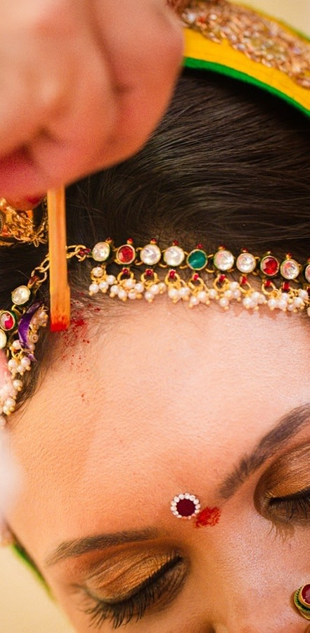 Bride MangTeeka by WildCard Entertainment Wedding-photography | Weddings Photos & Ideas