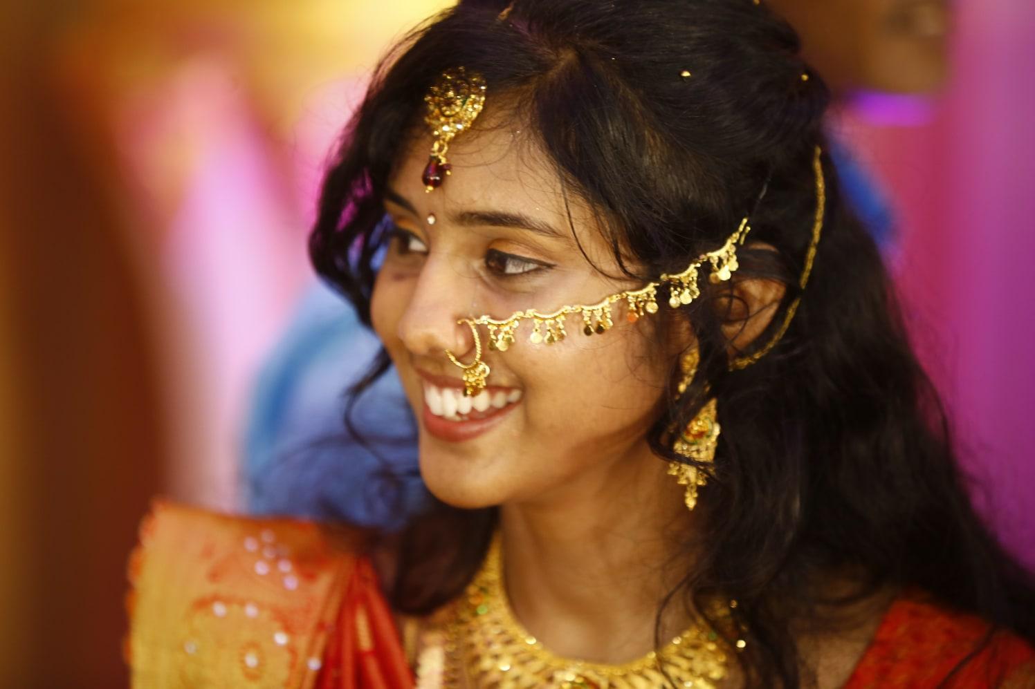 Bride Portrait Shot by Arun Ar Photography Wedding-photography   Weddings Photos & Ideas