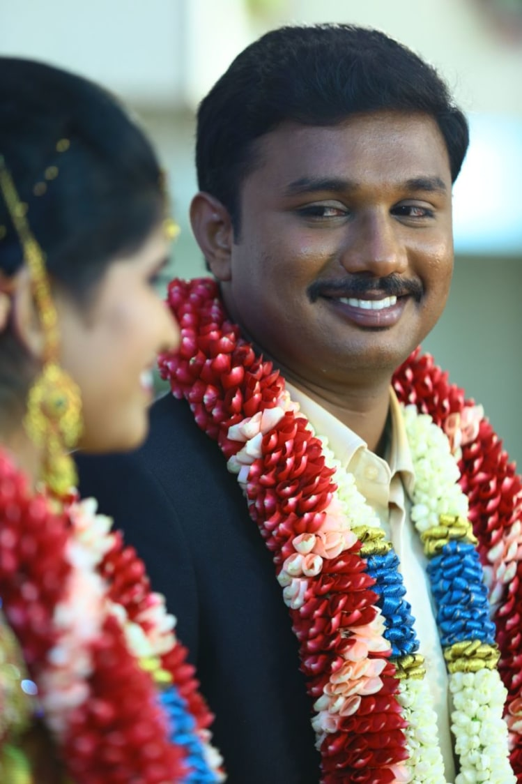 Candid Groom Shot by Arun Ar Photography Wedding-photography | Weddings Photos & Ideas