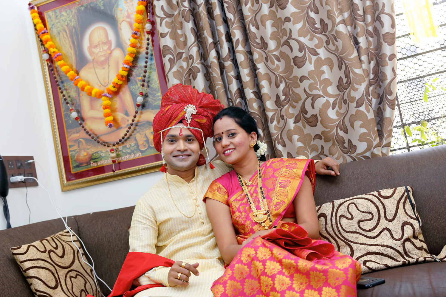 Groom and Sister of the Groom Shot by Dharmesh Chawda Wedding-photography | Weddings Photos & Ideas